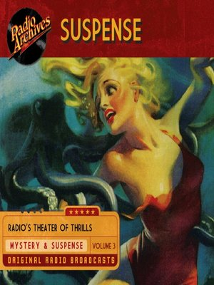 cover image of Suspense, Volume 3