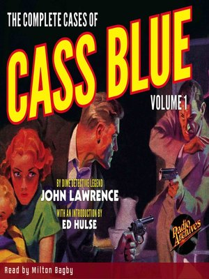 cover image of The Complete Cases of Cass Blue, Volume 1