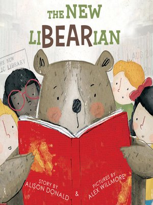 cover image of The New LiBEARian
