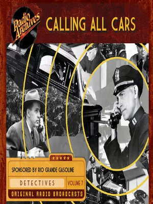 cover image of Calling All Cars, Volume 7