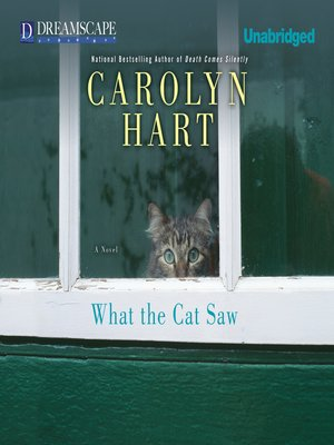 cover image of What the Cat Saw