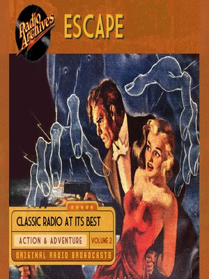 cover image of Escape, Volume 2