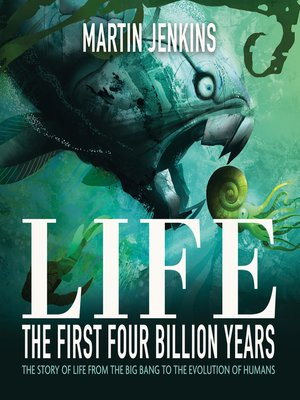 cover image of Life: The First 4 Billion Years