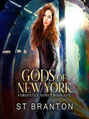 cover image of Gods of New York