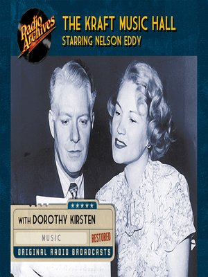 cover image of Kraft Music Hall Starring Nelson Eddy