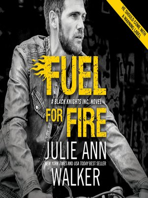 cover image of Fuel For Fire