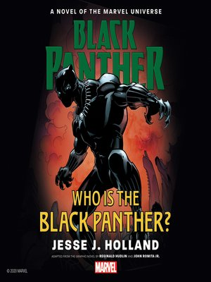 cover image of Who is the Black Panther?