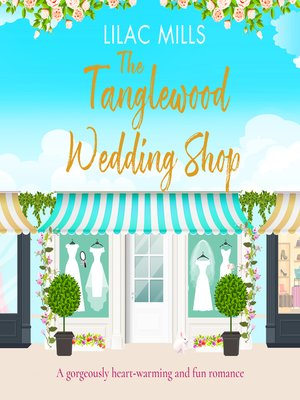 cover image of The Tanglewood Wedding Shop