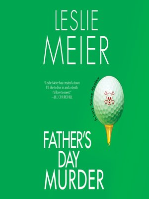 cover image of Father's Day Murder