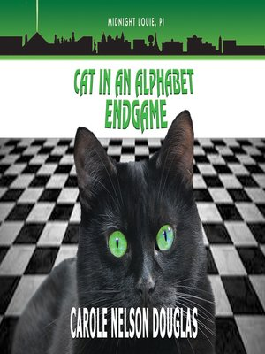 cover image of Cat in an Alphabet Endgame