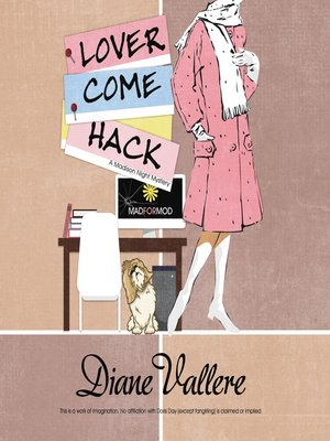 cover image of Lover Come Hack