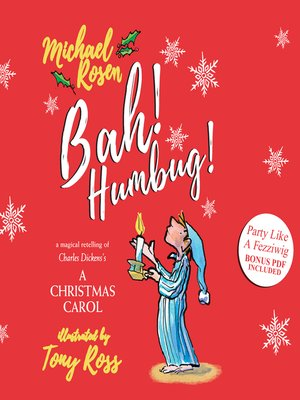 cover image of Bah! Humbug!