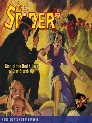 cover image of The Spider #24