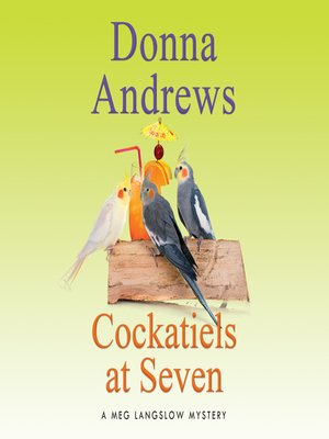 cover image of Cockatiels at Seven