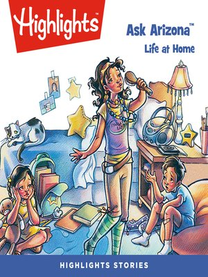 cover image of Ask Arizona: Life at Home
