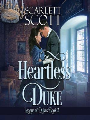 cover image of Heartless Duke