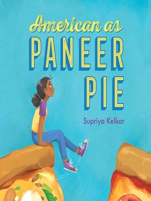 cover image of American as Paneer Pie