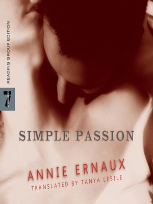 cover image of Simple Passion