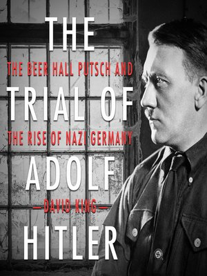 cover image of The Trial of Adolf Hitler