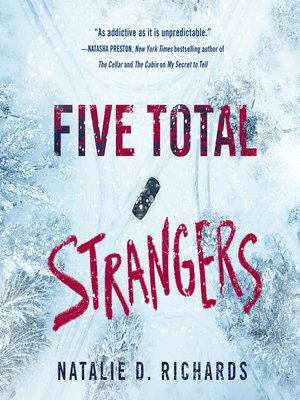cover image of Five Total Strangers