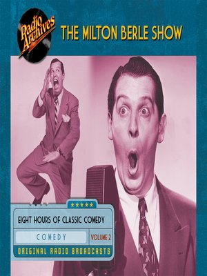 cover image of The Milton Berle Show, Volume 2