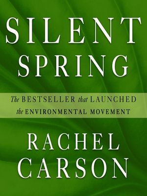 cover image of Silent Spring