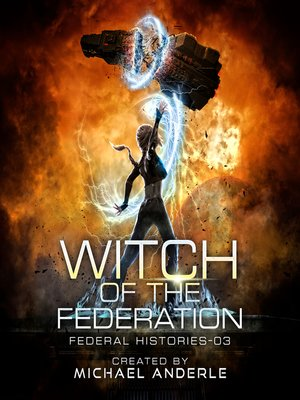 cover image of Witch of the Federation III