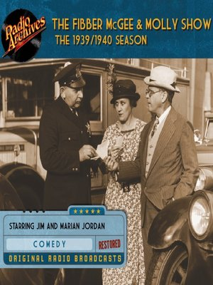 cover image of The Fibber McGee and Molly Show 1939-1940 Season