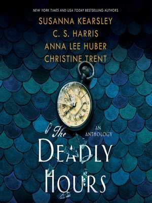 cover image of The Deadly Hours