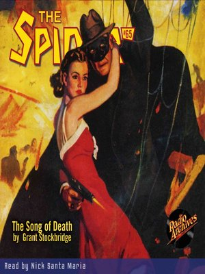cover image of The Spider #65
