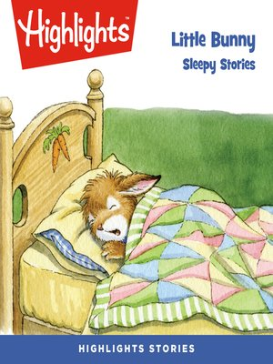cover image of Little Bunny: Sleepy Stories