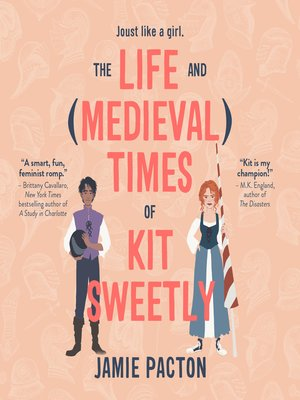 cover image of The Life and (Medieval) Times of Kit Sweetly