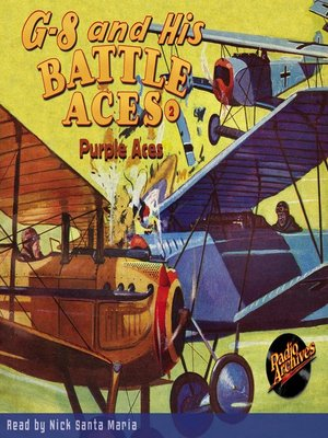 cover image of G-8 and His Battle Aces #2