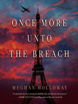 cover image of Once More Unto the Breach
