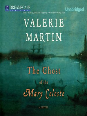 cover image of The Ghost of the Mary Celeste