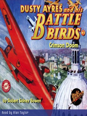 cover image of Dusty Ayres and His Battle Birds #2