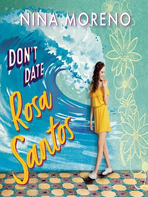 cover image of Don't Date Rosa Santos