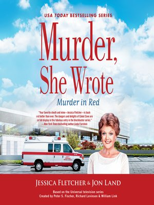 cover image of Murder in Red
