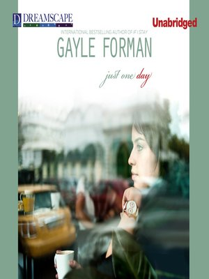Just One Night Gayle Forman Ebook