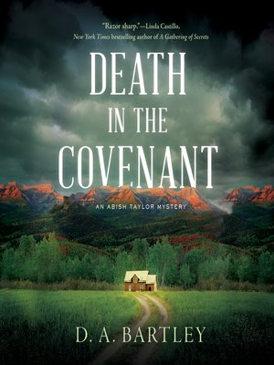 cover image of Death in the Covenant