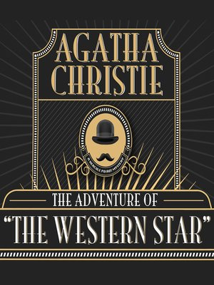 cover image of The Adventure of the Western Star