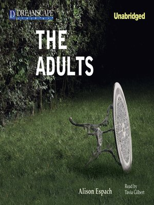 cover image of The Adults