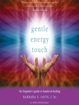 cover image of Gentle Energy Touch: The Beginner's Guide to Hands-On Healing
