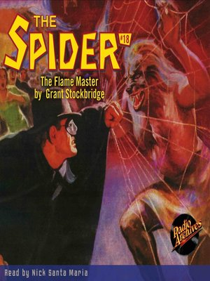 cover image of The Spider #18
