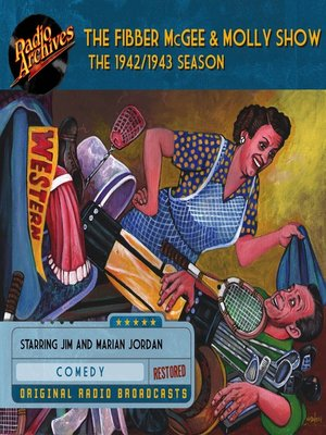 cover image of The Fibber McGee and Molly Show 1942-1943 Season