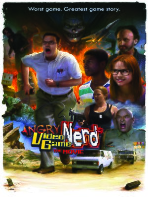 cover image of The Angry Video Game Nerd