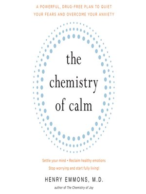 cover image of The Chemistry of Calm
