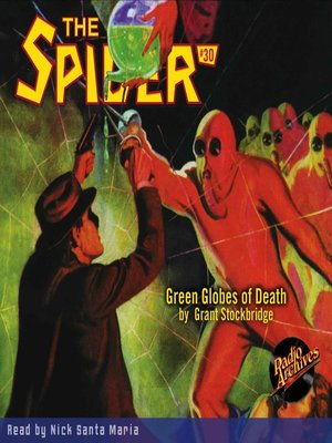cover image of The Spider #30