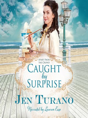 cover image of Caught by Surprise