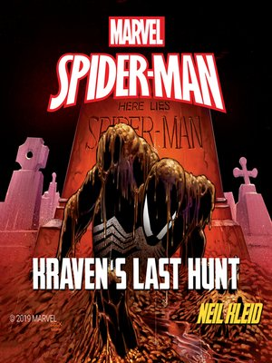 cover image of Spider-Man: Kraven's Last Hunt